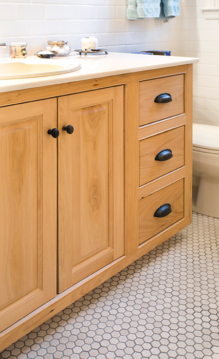 Bathroom Cabinet Project